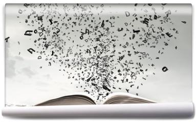 Fototapeta - Opened book