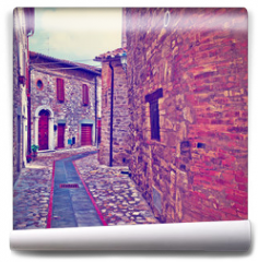 Fototapeta - Street