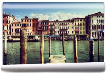 Fototapeta - Grand Canal, Venice, Italy