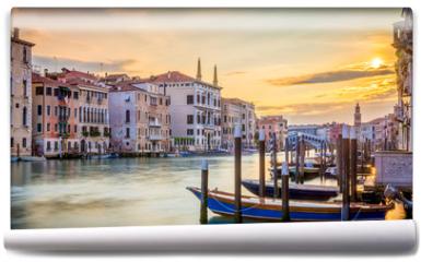Fototapeta - Morning in Venice