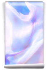 Fototapeta - textured fine silk - serenity and rose quartz pastel tone