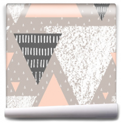 Fototapeta - Abstract Geometric Pattern