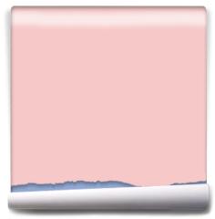 Fototapeta - Rip paper. Rose quarts and serenity colors. Vector illustration.