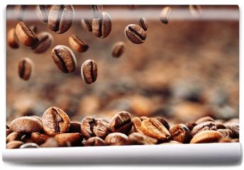 Fototapeta - Ziarna kawy