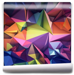 Fototapeta - Abstract geometric background