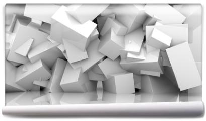 Fototapeta - abstract white background
