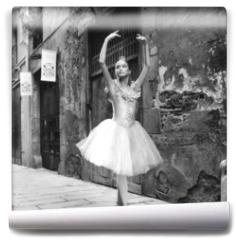 Fototapeta - bailarina 5