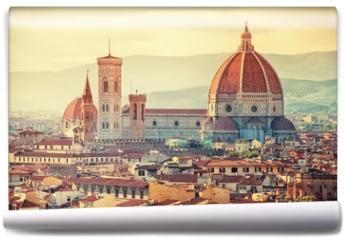 Fototapeta - Beautiful Florence