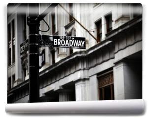 Fototapeta - Broadway sign