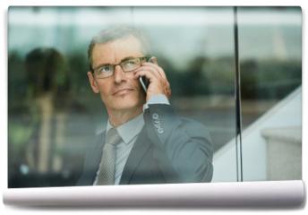 Fototapeta - Calling entreprneur