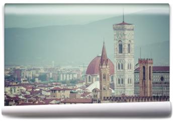 Fototapeta - Cathedral Santa Maria del Fiore in Florence, Italy