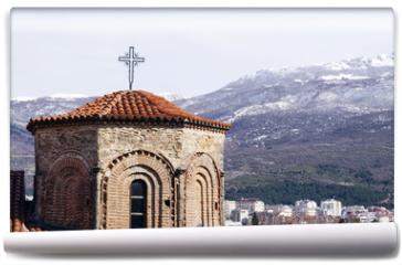 Fototapeta - Church of St. Sophia in Ohrid