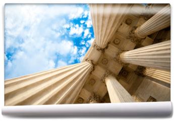 Fototapeta - Columns at the U.S. Supreme Court