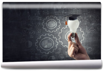Fototapeta - Concept of business education