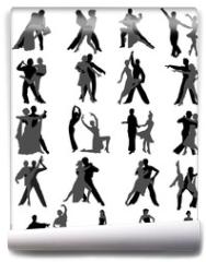 Fototapeta - dance