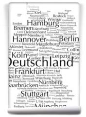 Fototapeta - Deutschland