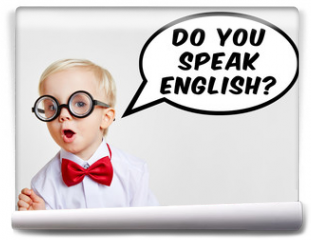 Fototapeta - Do you speak english?