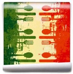 Fototapeta - Italian Menu Vector Template