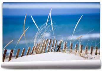 Fototapeta - lake sand dunes