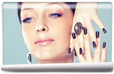 Fototapeta - manicure