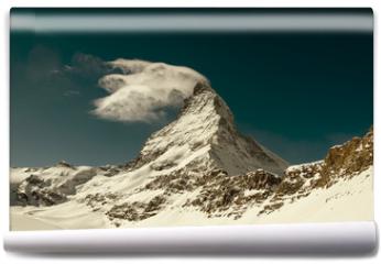 Fototapeta - Matterhorn peak, Zermatt, Switzerland