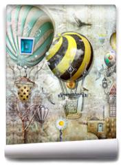 Fototapeta - Party Ballons