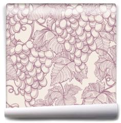 Fototapeta - ripe grapes