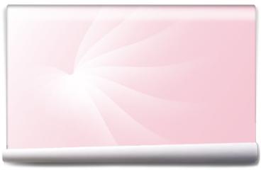 Fototapeta - Rose Soft Pastel Light Cloud Waves Sky Background Vector Illustration