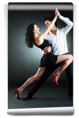 Fototapeta - rumba dance