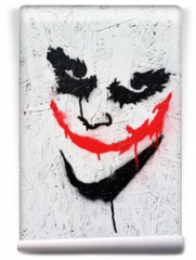 Fototapeta - The Joker