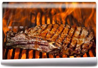 Fototapeta - Top sirloin steak