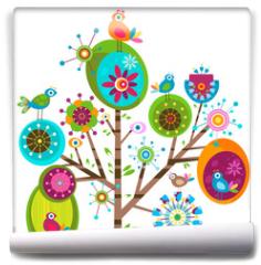 Fototapeta - whimsy tree