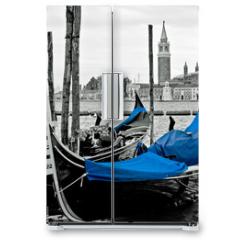 Naklejka na lodówkę - Grand canal, Venice