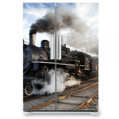 Naklejka na lodówkę - Essex Steam Train