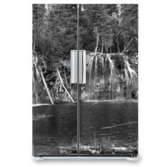 Naklejka na lodówkę - Mountain Lake