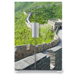 Naklejka na lodówkę - The Great Wall of China