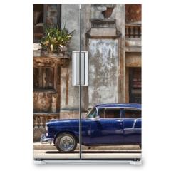 Naklejka na lodówkę - Havana, Cuba