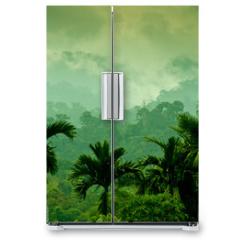 Naklejka na lodówkę - Selva de Sumatra