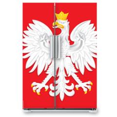Naklejka na lodówkę - emblem2