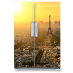 Naklejka na lodówkę - Paris Tour Eiffel