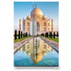 Naklejka na lodówkę - Taj Mahal