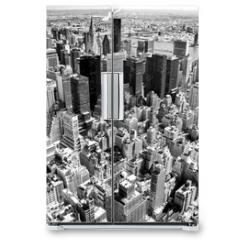 Naklejka na lodówkę - Manhattan, New York City. USA.