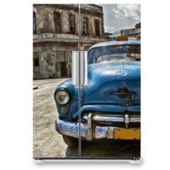 Naklejka na lodówkę - Cuba