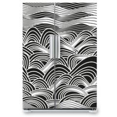 Naklejka na lodówkę - pattern27