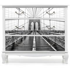 Naklejka na meble - The Bridge of Yore