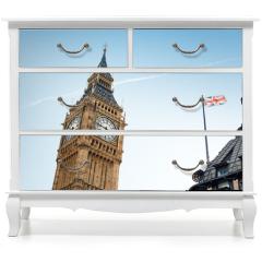 Naklejka na meble - The Big Ben - London