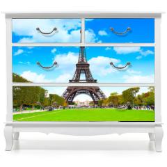 Naklejka na meble - The Eiffel Tower
