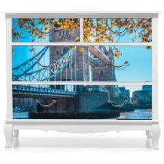 Naklejka na meble - Tower Bridge