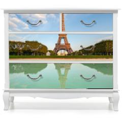 Naklejka na meble - tour Eiffel