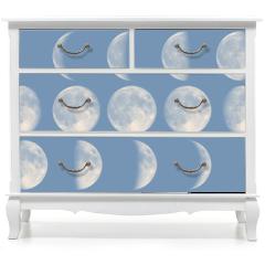 Naklejka na meble - Mond Phasen - Tag